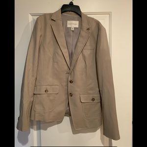Banana Republic Beige / Tan Blazer / Suit Jacket